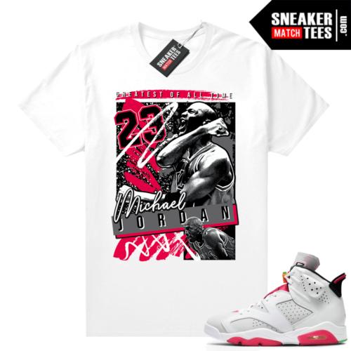 Hare 6s shirt Jordan 90s Style