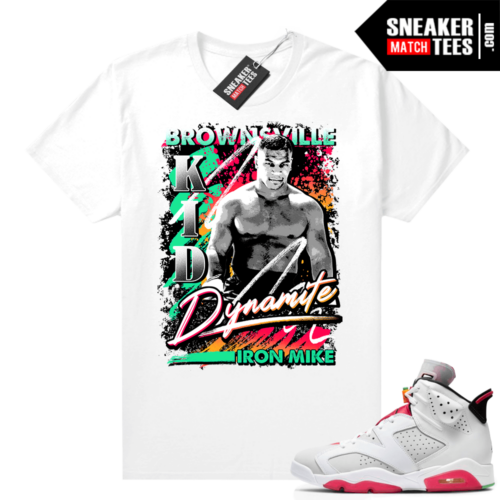 Hare 6s shirt Kid Dynamite 90s Style