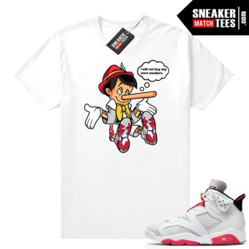 Hare 6s sneaker shirts No More Sneakers
