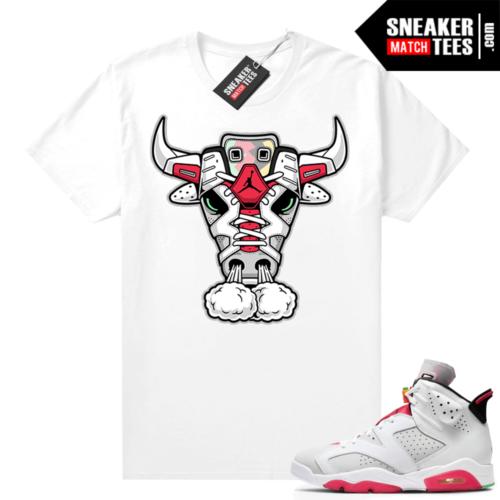 Hare 6s sneaker shirts Rare Air Bull 6s