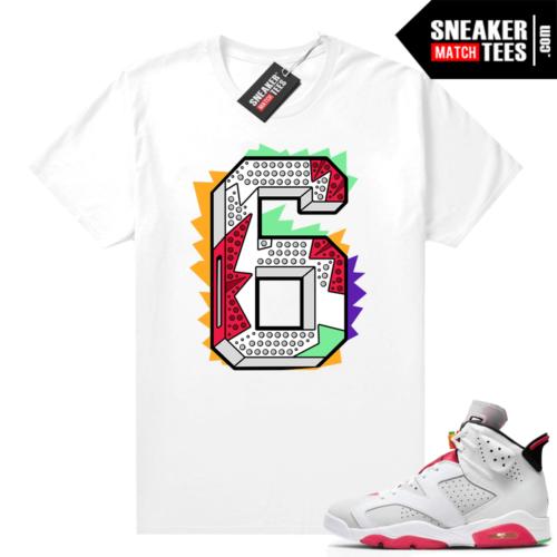 Hare 6s sneaker shirts Rare Retro 6