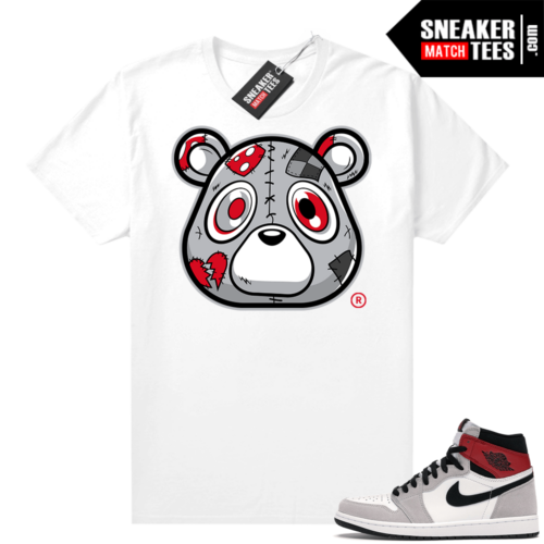 Jordan 1 Smoke Grey Sneaker Tees Shirts