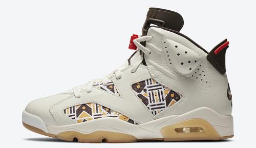 Jordan release dates July Jordan 6 Quai 54