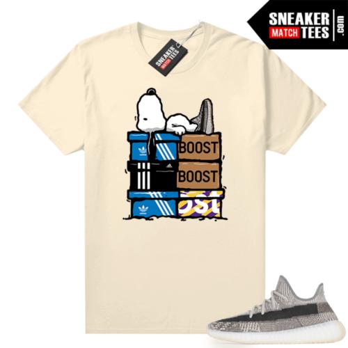 Zyon 350 Yeezy shirt Sneakerhead Snoopy