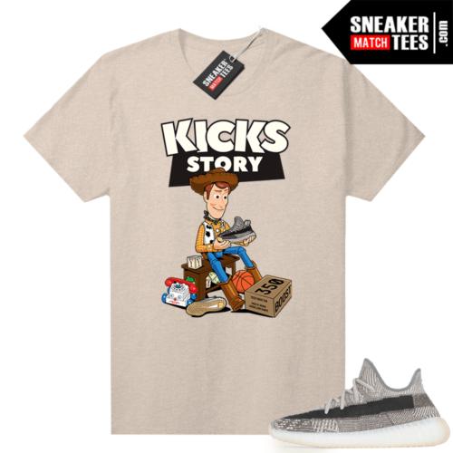 Zyon 350 Yeezy shirt Kicks Story