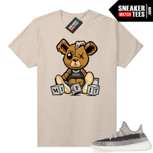 Yeezy Zyon Shirt Heather Tan Misfit Teddy