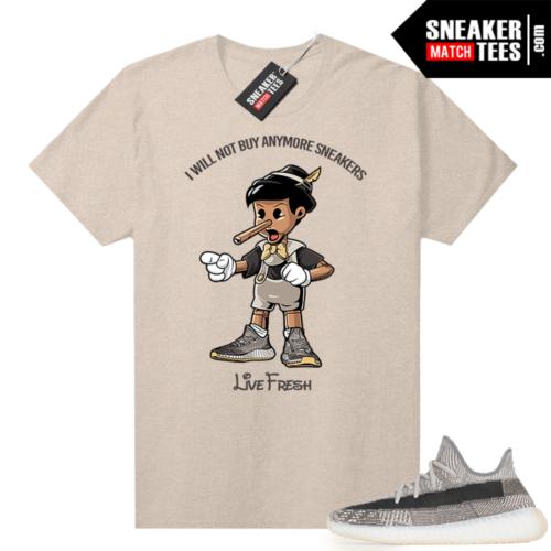 Zyon 350 Yeezy shirt Sneakerhead Pinocchio