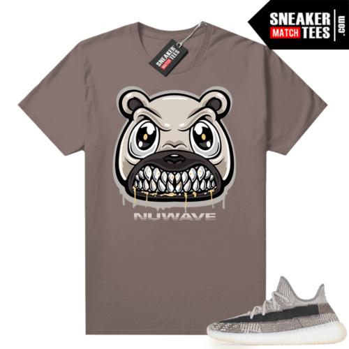 Zyon 350 Yeezy shirt Angry Bear