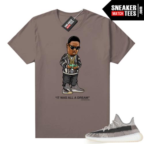 Zyon 350 Yeezy shirt Biggie Toon