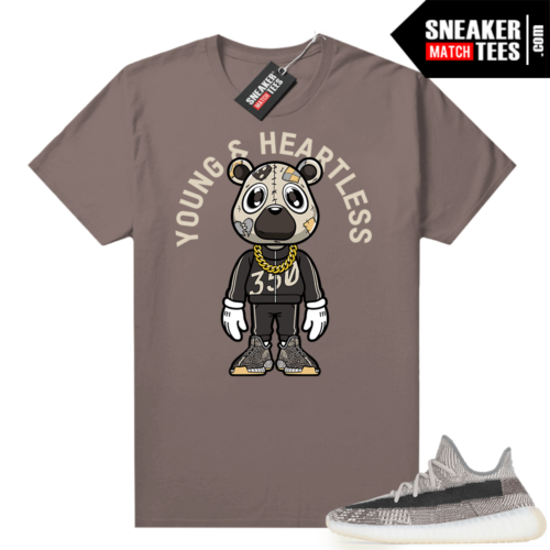 Zyon 350 Yeezy shirt Heartless Bear Toon