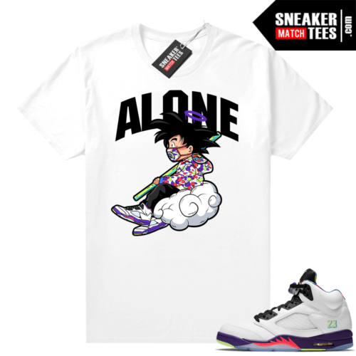 Air Jordan 5 Bel Air Alternate Sneaker tees