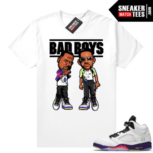 Sneaker tees shirts Alternate Bel Air 5s