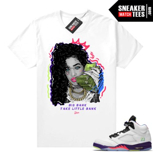 Sneaker tee Jordan Bel Air 5s