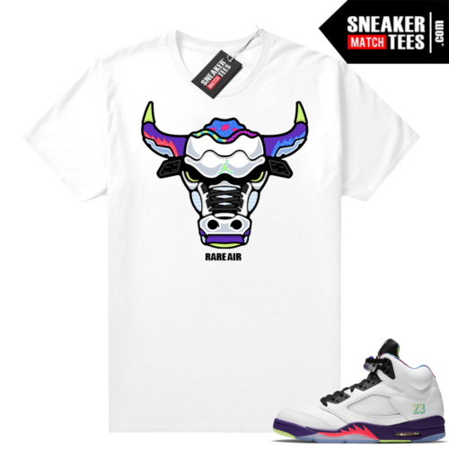 Shirts to match Bel Air 5s Alternate