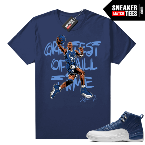 Jordan 12 Indigo sneakerfits