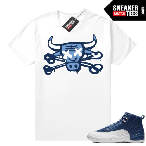Indigo 12s sneaker outfits