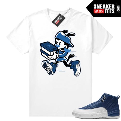 T shirt to match Indigo 12s