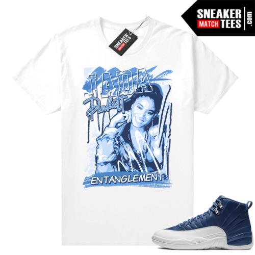 Indigo Jordan match shirts