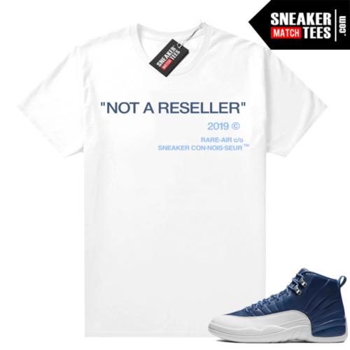 Shirts to match Jordans 12 Indigo