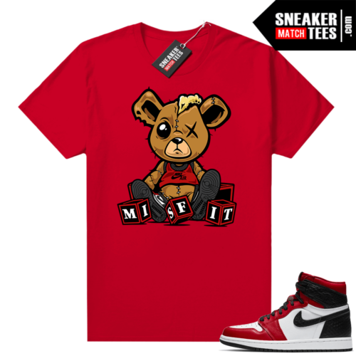 Jordan 1 Satin Snakeskin Shirts