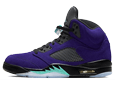 Jordan 5 Alternate Grape Sneaker tees