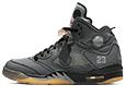 Jordan 5 OFF-White Sneaker tees (1)