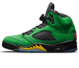 Jordan 5 Oregon Ducks Sneaker tees