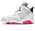 Jordan 6 Hare Sneaker tees