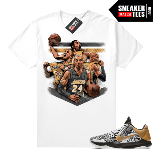 Kobe V Protro Big Stage sneaker shirts