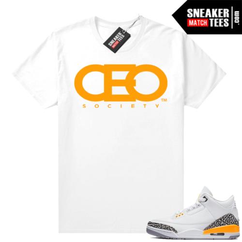 Laser Orange shirt