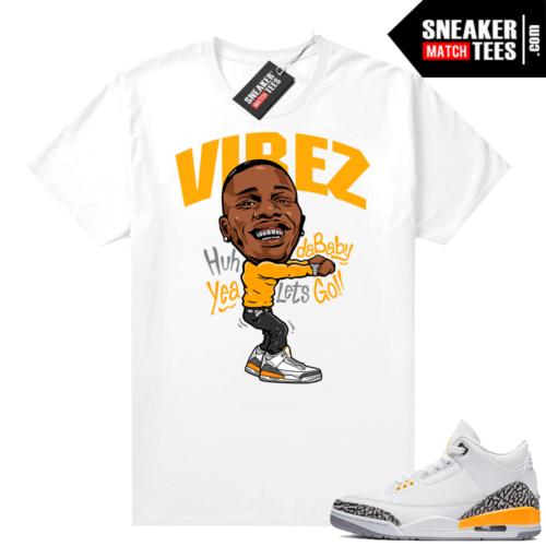 Jordan Laser Orange shirt