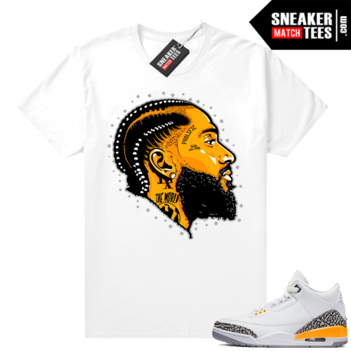 Shirts to match Laser Orange 3s