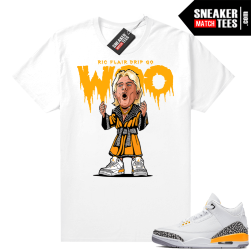 T shirt to match Laser Orange 3s