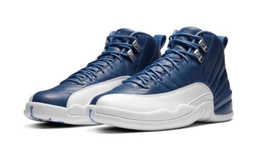 Sneaker Tees Jordan 12 Indigo