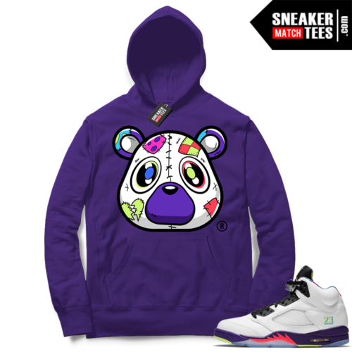 Alternate Bel Air 5s sneaker Hoodie outfits