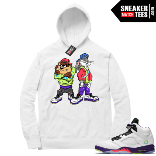 Jordan 5 Alternate Bel Air Sneaker Hoodies
