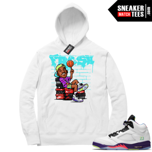 Jordan 5 Alternate Bel Air Sneaker Hoodie