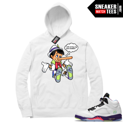 Sneaker Match Jordan Alternate Bel Airs Hoodie