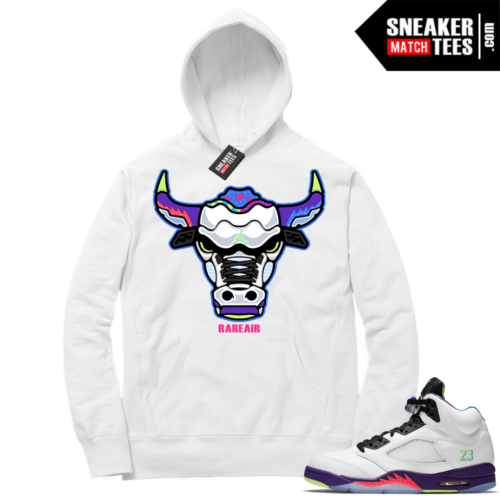 Sneaker Match Jordan 5 Alternate Bel Air Hoodies