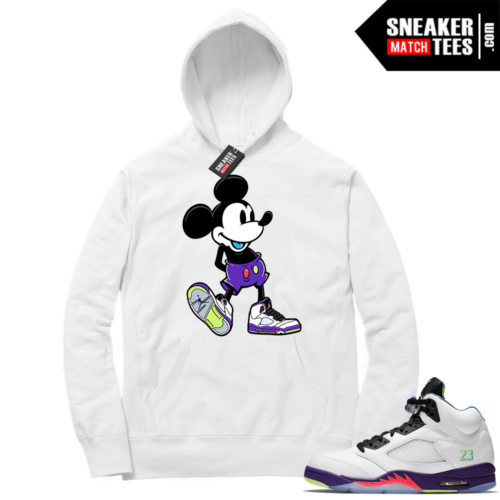 Jordan match Hoodies Alternate Bel Air 5s