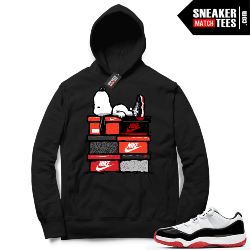 Sneaker Hoodies Concord Bred 11 Lows