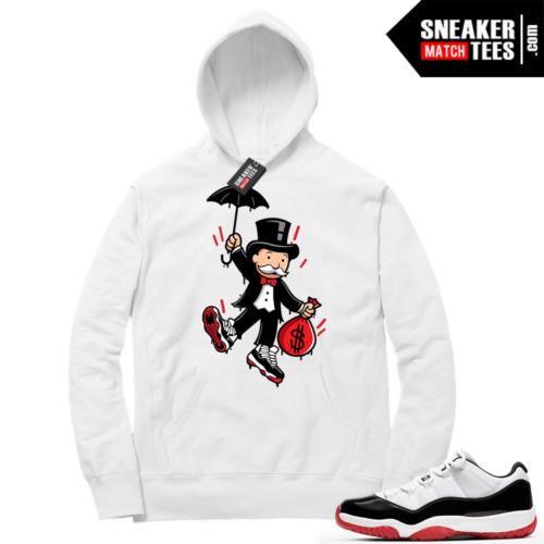 Sneaker Match Jordan Concord Breds Hoodie