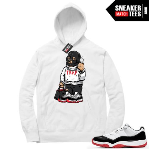 Jordan match sneaker Hoodie Concord Bred 11 Lows
