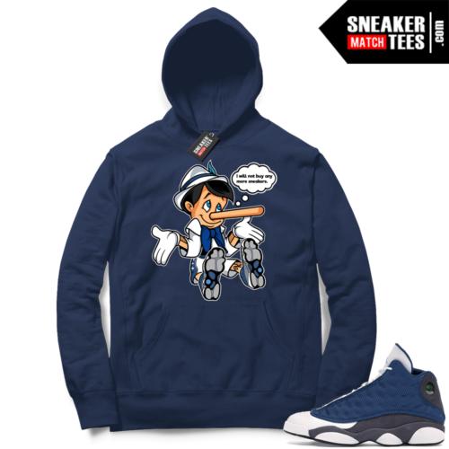 Jordan 13 Flint Sneaker Hoodies