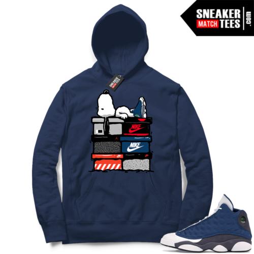 Sneaker Match Flint 13s Hoodie