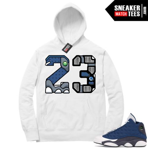 Sneaker Match Jordan 13 Flint Hoodies