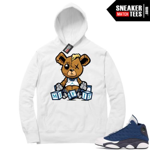 Sneaker Hoodies Flint 13s