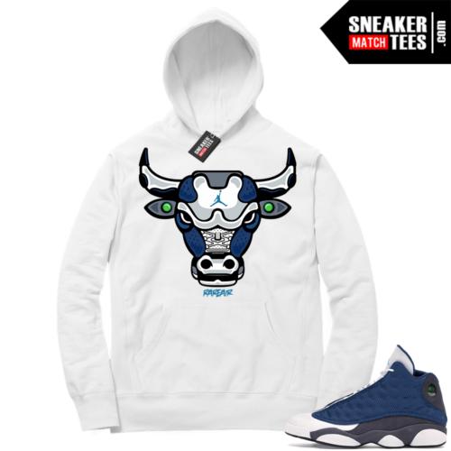 Flint 13s Hoodies to match sneakers