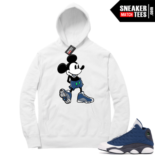 Flint 13s sneaker Hoodies