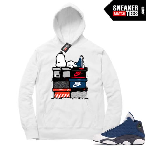 Flint 13s sneaker Hoodie outfits